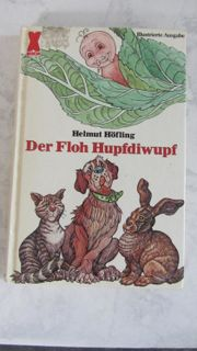 Helmut Höfling Der Floh Hupfdiwupf