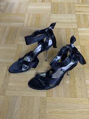 High Heel Pumps schwarz Gr37
