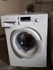 Bosch Waschmaschine Serie 4