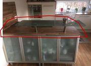 Küche IKEA Faktum Küchenarbeitsplatte mit