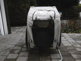 Buggys, Sportwagen - Fahrrad-Anhänger Hundetransport Typ Croozer Dog