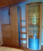 Wohnwand und Sideboard