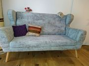 Moderne 3 Sitzercouch