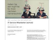 IT Service Mitarbeiter w m