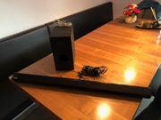 soundbar mit subwoofer von samsung