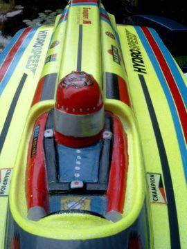 RC-Modelle, Modellbau - RC-Modellboote