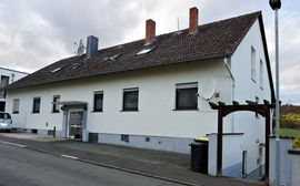 Anlageimmobilien - Dachgeschosswohnung im Dautphetal