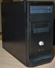 PC mit Dual Core Prozessor