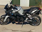 Motorrad der Premiumklasse