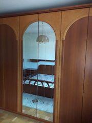 Schlafzimmer massiv Kirschbaum