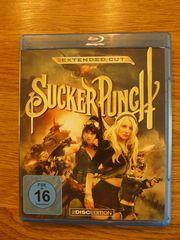 SUCKER PUNCH Blu-Ray Film 2Disc