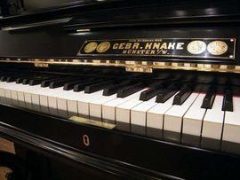 Klavier Knake wunderschönes komplett überholtes: Kleinanzeigen aus Eschach - Rubrik Tasteninstrumente