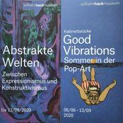 Kunstführungen f Blinde Sehbehinderte Wilhelm-Hack-Museum