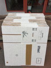 45x Umzugskartons von 120x St