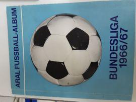 Komplette Sammlungen, Literatur - Aral Fussball Album Bundesliga 1966