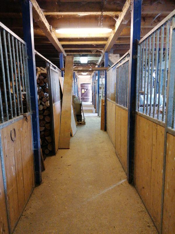 Reiterhof Bauernhof Stall Wohnhaus Werkstatt