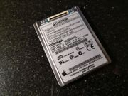 Toshiba 30GB ZIF 1 8