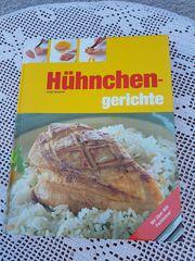 Dickes neuwertiges modernes Kochbuch Hühnchen-gerichte