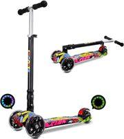 Roller für Kinder LED Räder