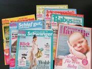 Zeitschriften Schwangerschaft und Baby