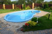 GFK Schwimmbecken Pool 6 4