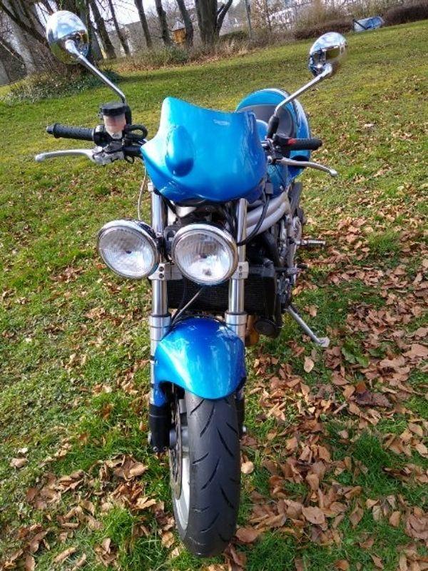 Triumph Speed Triple T509 955i