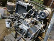 Agria Diesel Motor