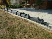 Kompletter Panzerzug 42 Spur G