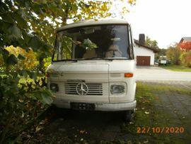 Wohnmobile - OLDTIMER MERCEDES BENZ L 406