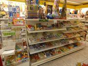 Mittelgondel beidseitig belegbar - Verkauf Ladeneinrichtung