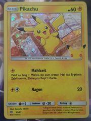 Pokemon Karte Pikachu Holo 25th