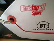 Christopeit BT2 Heimtrainer-Ergometer-Hometrainer-Cardiobike
