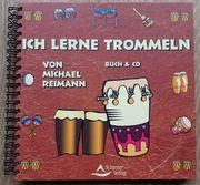 Trommel Buch von Michael Reimann
