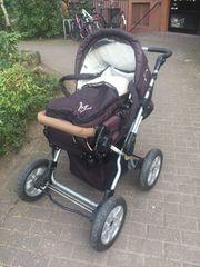 ESPRIT Kinderwagen inklusive Babyschale