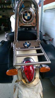 BMW R1200C Gepäckträger
