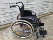 Rollstuhl günstig zu verkaufen