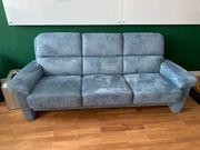Hochwertiges 3 Sitzer Sofa mit