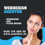 Webdesign - Flyer Design - SEO - E-Commerce -