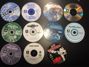 diverse PlayStation one Spiele