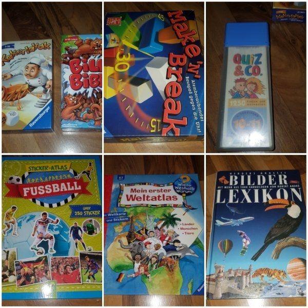 Spiele Bücher