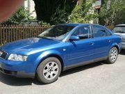 Verrkaufe günstig Audi A4