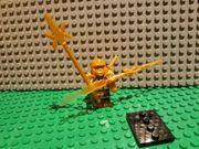 Minifigur Ninjago Gold Ninja skylor