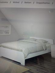 Bett askvoll von Ikea