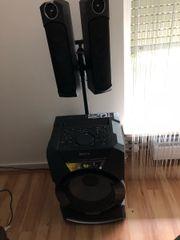 Sony Musikstation MHC-GT5D