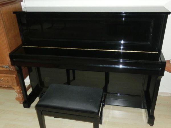 Hochwertiges Klavier des Markenherstellers Samick