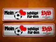 Aufkleber VfB Stuttgart aus den