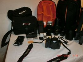 Digitalkameras, Webcams - Canon EOS 600D 18 MP