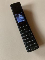 Festnetz Telefon mit Anrufbeantworter