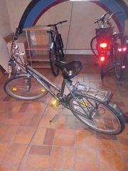 Fahrrad Alufahrrad Damenrad