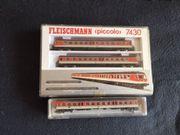 Verkaufe Fleischmann piccolo Spur N
